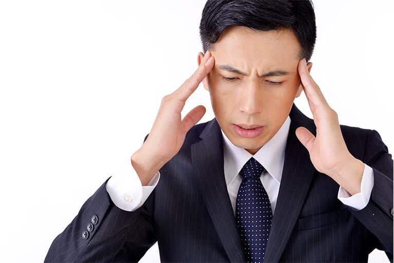 続く 頭痛